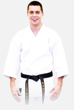 Sensei Alex Mead
